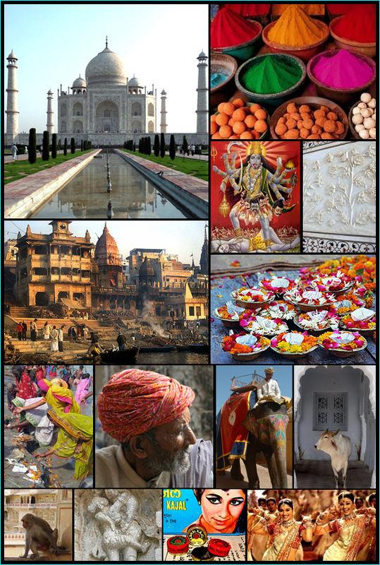 Carte Postale Inde.Bento Carte Postale D Inde Trucs Et Bidules De Trotine