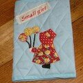 Sunbonnet small girl (1)