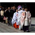 Mariage Meiji jingu