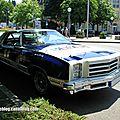 Chevrolet monte carlo s coupé de 1976 (baden-baden)