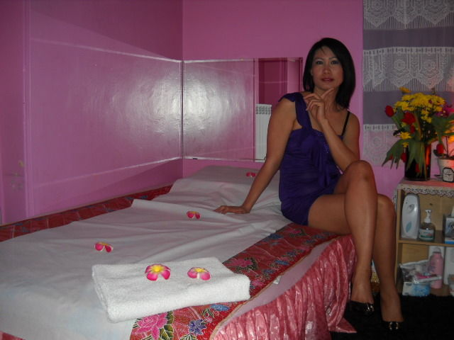 massage maskin salong siam
