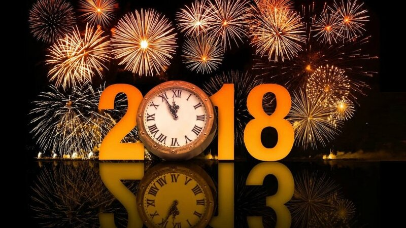 Happy-New-Year-2018-clock-fireworks-HD-Wallpapers-1920x1200-915x515