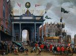 La Joyeuse entrée de Francois à Anvers