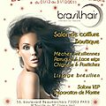 Salon brasilhair : -20% sur la pose d'extensions!