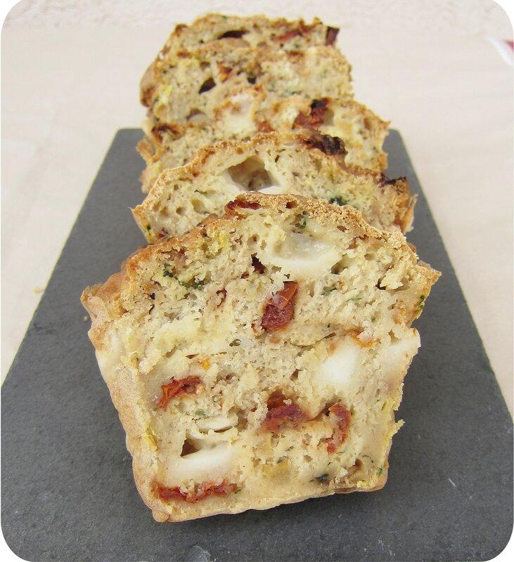 cake sal 233 au tofu soyeux tomates s 233 ch 233 es fines herbes recette sans oeuf cuisine et d 233 pendances