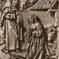 Tilman RIEMENSCHNEIDER - Nativité - CREGLINGEN/TAUBER