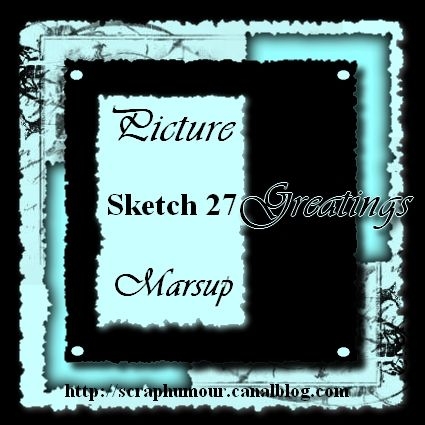 Sketch carte Marsup 27