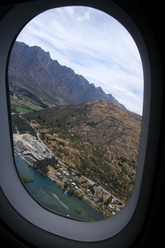 4W7A2613 Queenstown Decollage pour Auckland