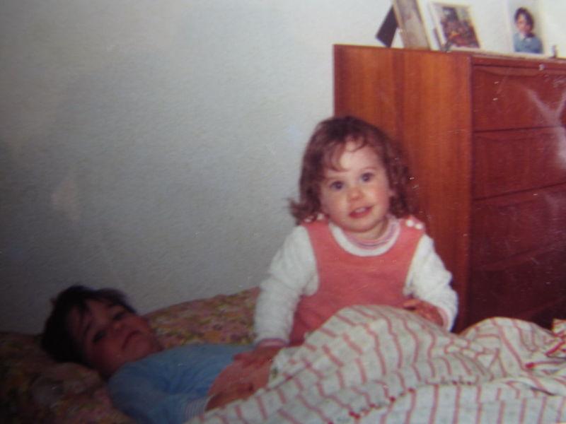 Dans le lit avec mon frère