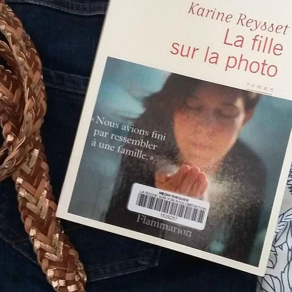 La Fille sur la photo, Karine Reysset