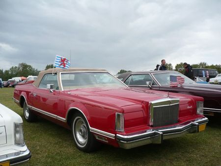 LINCOLN Continental Mark V 2door convertible Madine (1)