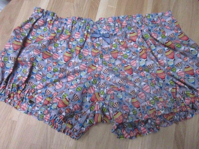 6 nouvelles culottes BIANCA dans les tons de gris...