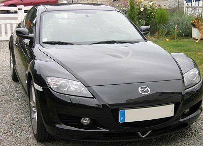 MAZDA - RX8 PERFORMANCE PACK 231 CV - 2004