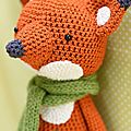 Compère little fox