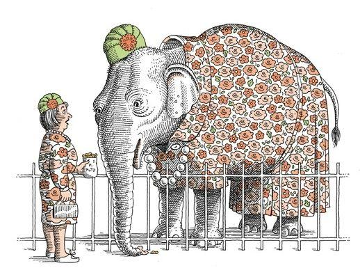 il ne faut pas elephant