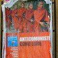 Affiches politiques à Rome