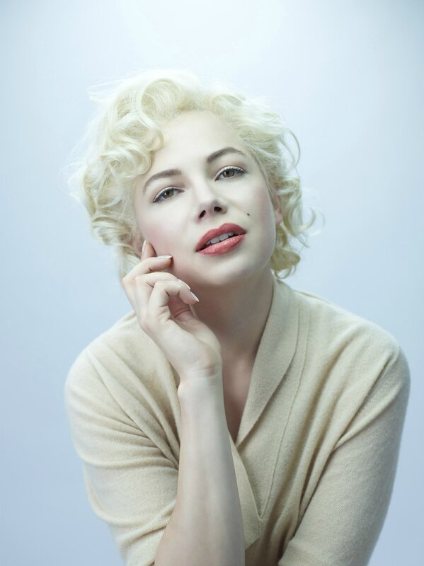Michelle Williams, tout à fait naturelle