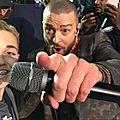 Justin Timberlake, selfie