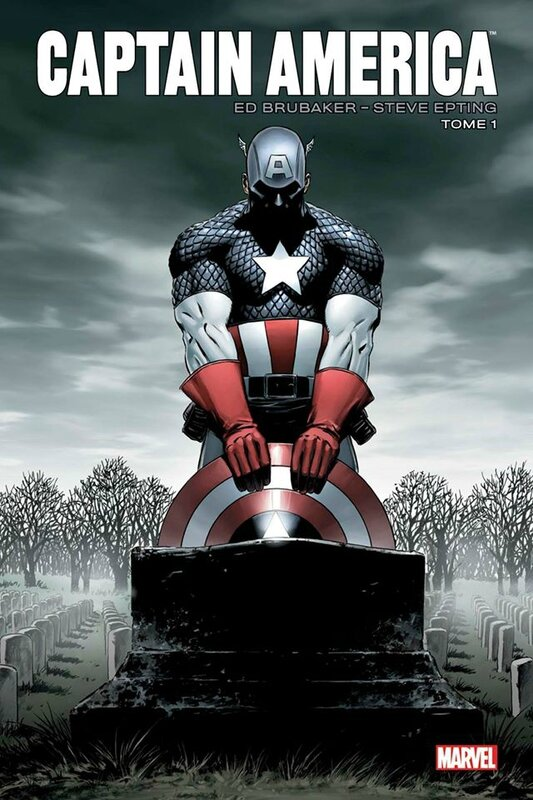 marvel icons captain america par brubaker 01