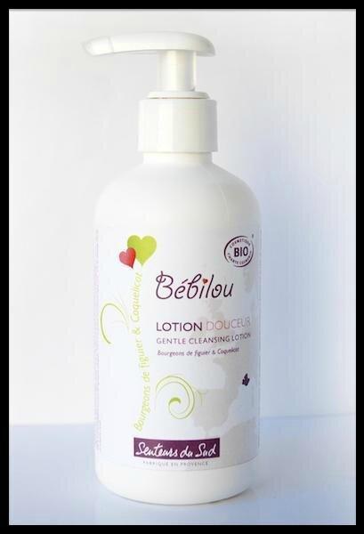 bioatousprix bebilou lotion douceur