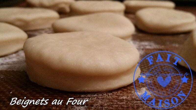 Beignets au four au thermomix 2