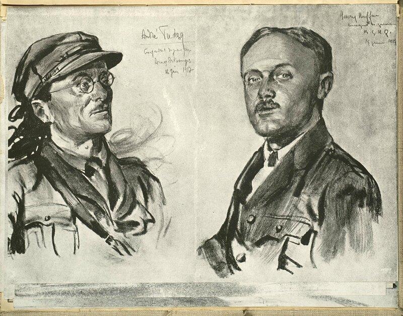 Lucien Jonas Portraits