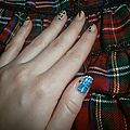 Sunday nail battle : l'écosse
