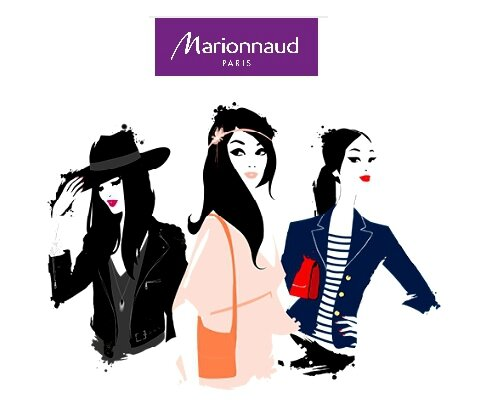 marionnaud offre 2015 1