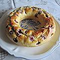 Gâteau vite fait aux framboises
