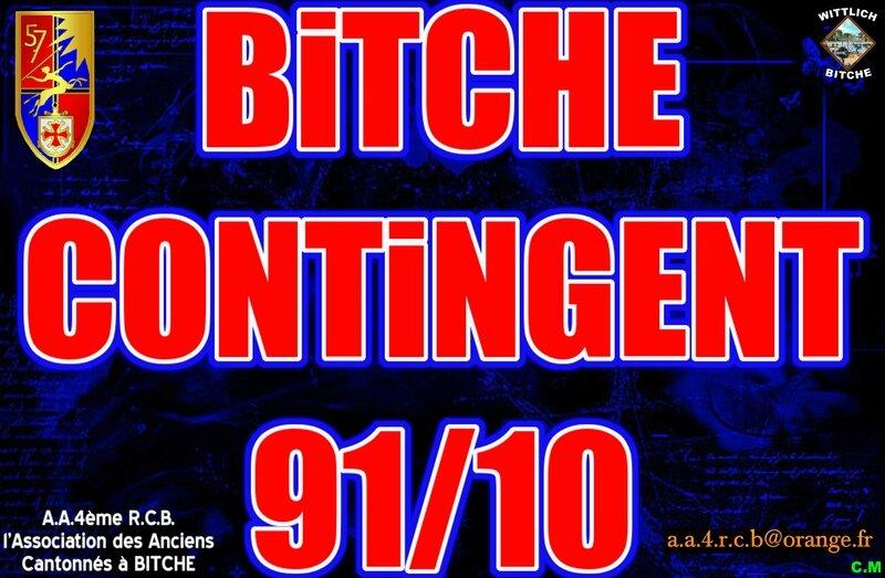 BiTCHE CONTiNGENT 91-10a