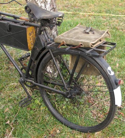 Vélo de la HEER