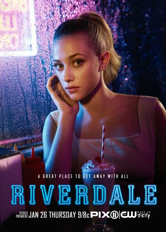 Betty_Lili Reinhart_Riverdale