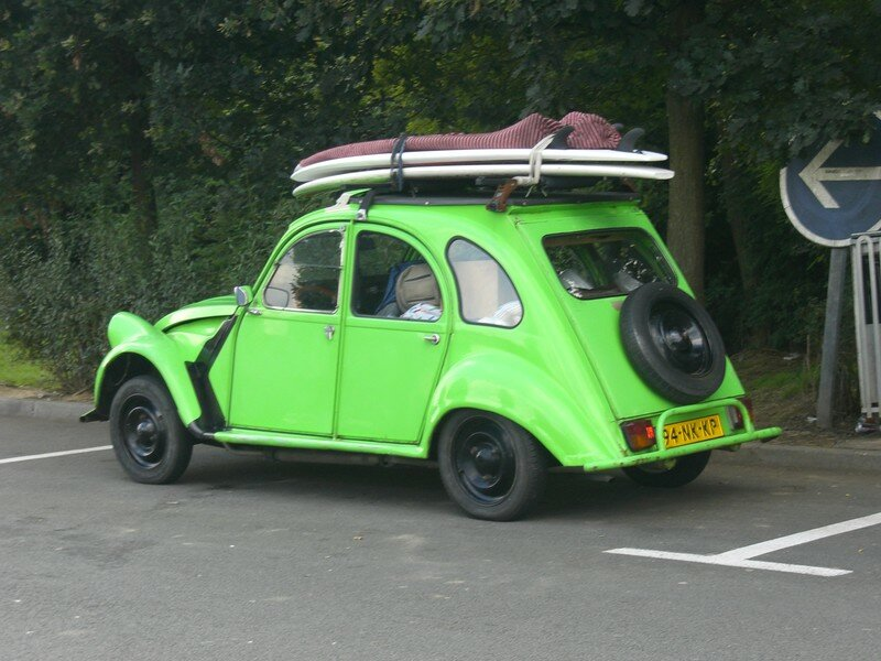 belle 2 cv dutch sur la route des vacances photo de amsterdam les grenouilles. Black Bedroom Furniture Sets. Home Design Ideas