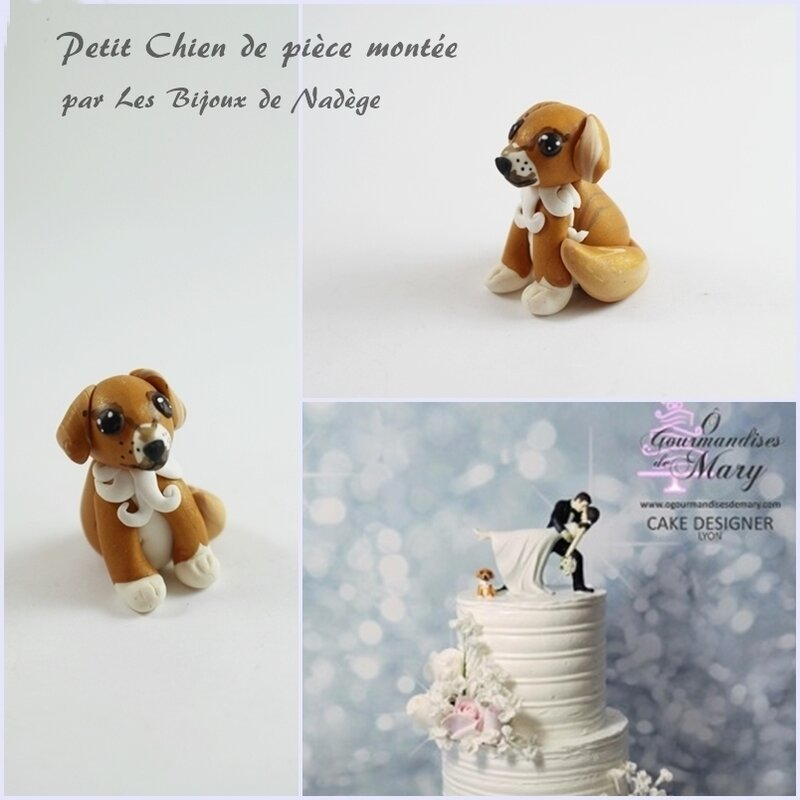 cake toppers chien 3