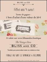 Bliss and Co 4 ans