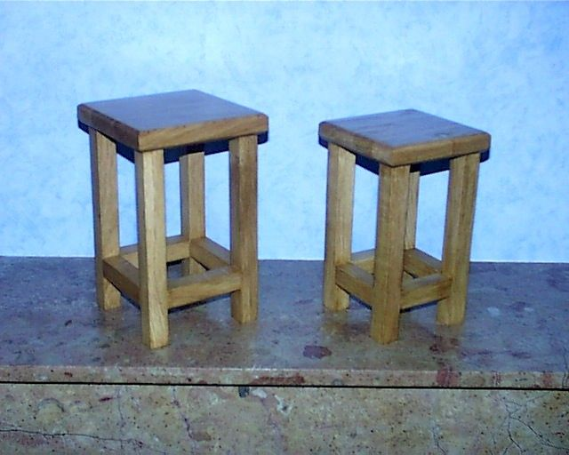 tabouret carre photo de un peu de bois l 39 atelier de beya. Black Bedroom Furniture Sets. Home Design Ideas