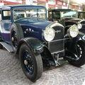 PEUGEOT 176 limousine 1926 Sochaux (1)