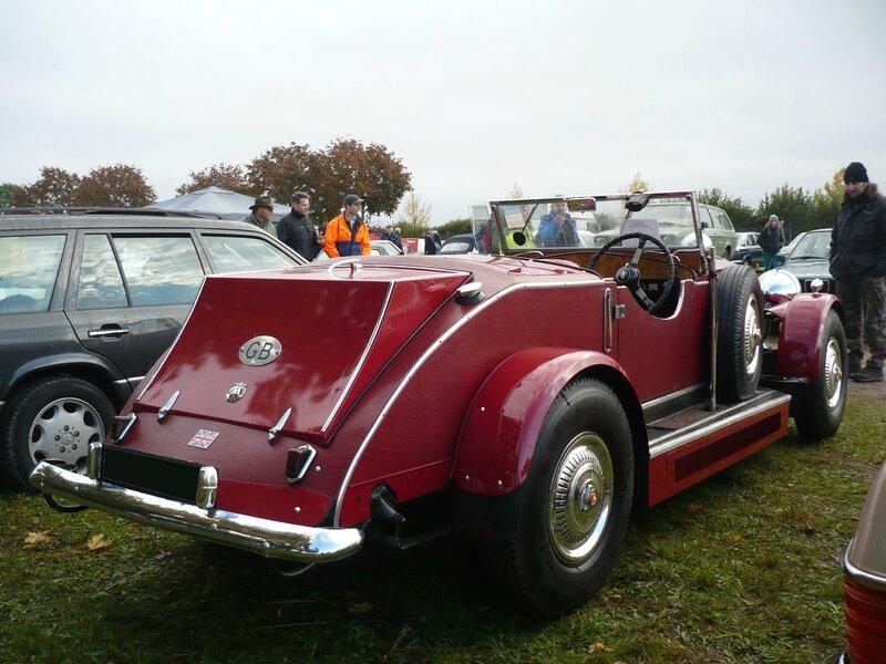 AUSTIN VM30 Spécial cabriolet 1948 Mannheim (2)