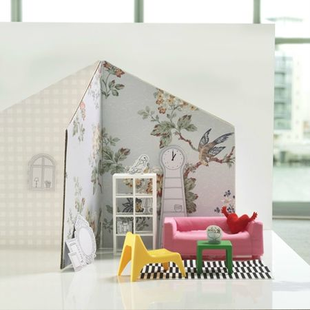 Ikea furniture dolls houses