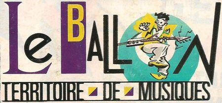 Magazine Territoire Logo Eurockéennes 1987bis