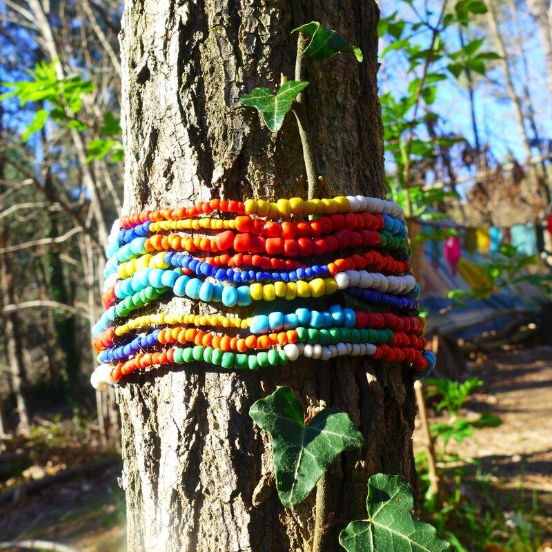collier d'arbres yurtao