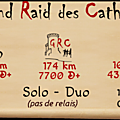 Grand raid des cathares 21/10/2017