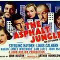 Fiche du film the asphalt jungle