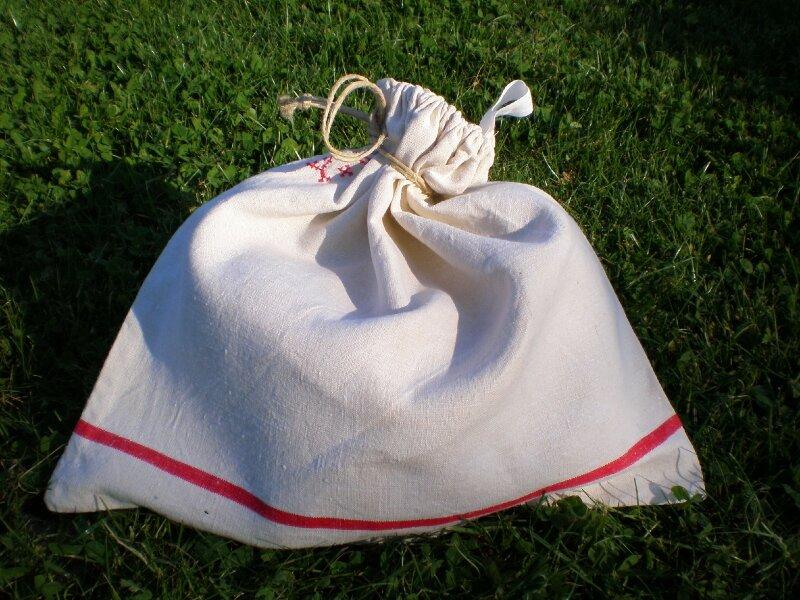 sac à pain 22€ port compris contacter l'auteur pour commander