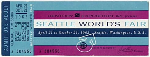 Tickets 21 Century Exposition