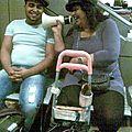 Kaliu et sa Maman Paola