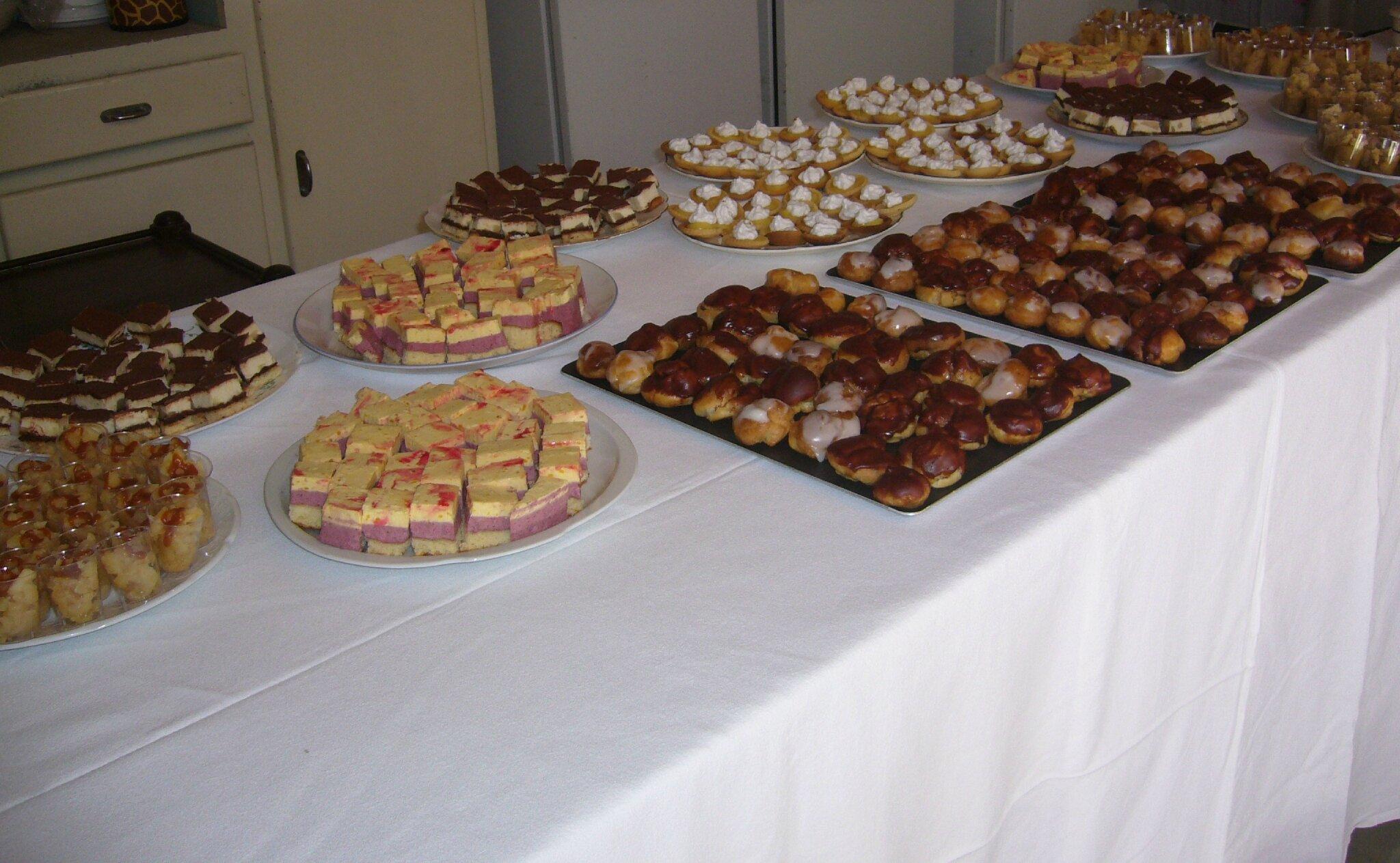 Souvent Organiser un buffet soi-même - Tea-time gourmand WK29