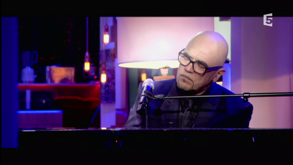 "Pascal Obispo ""C à vous"" sur France 5 (Replay)"