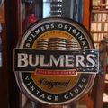Le Bulmers, cidre irlandais
