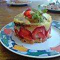 mini fraisier